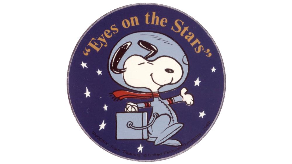 Snoopy NASA
