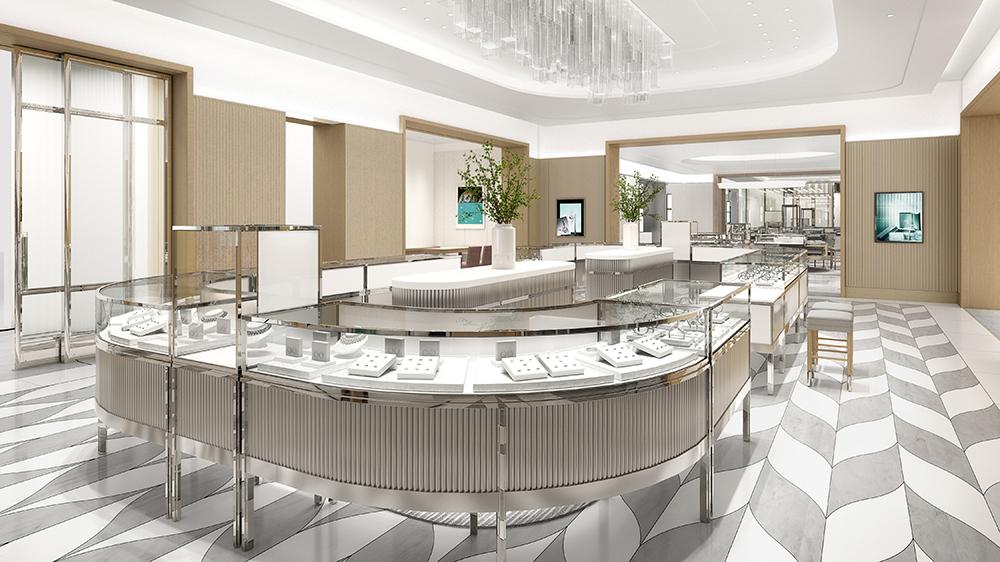 Tiffany & Co. South Coast Plaza Store