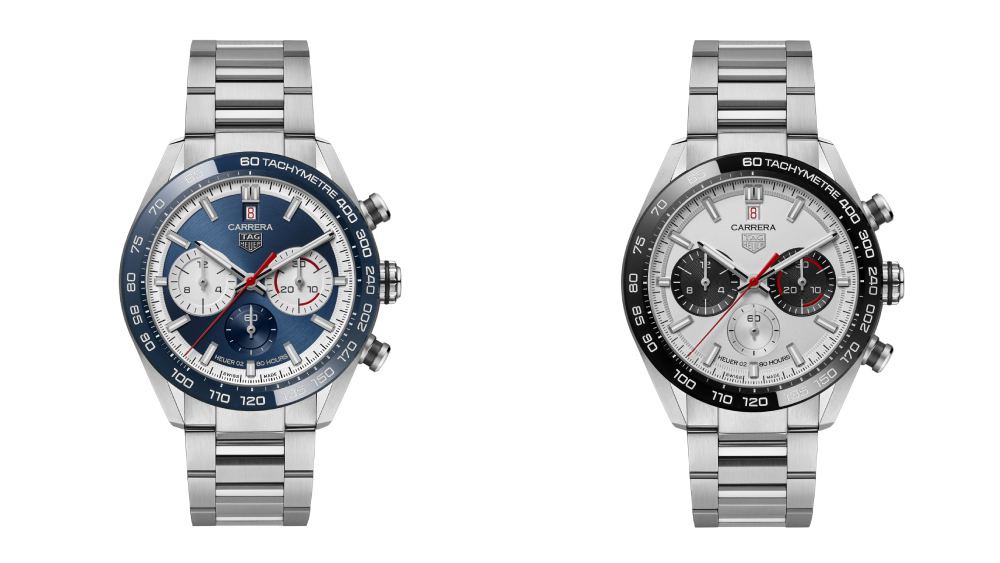 TAG Heuer 160th anniversary Carrera Sport