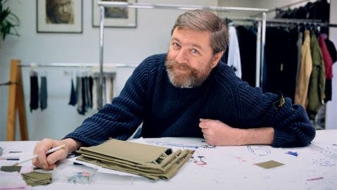 Carlo Rivetti in 2001.