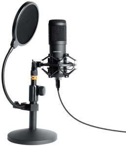 Sudotack podcast microphone