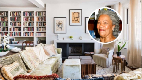 Toni Morrison loft sale