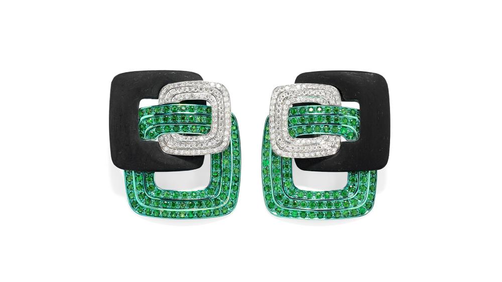 Fabio Salini earrings