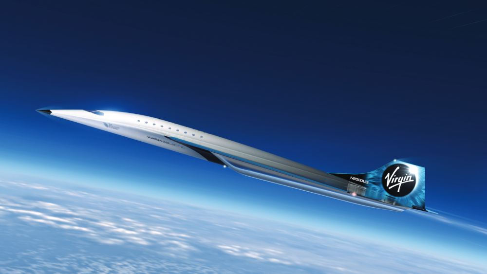 From a Supersonic Jet to a Tourist Spaceship: How Virgin Galactic Could Change Travel as We Know It