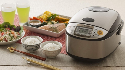 Zojirushi NS-TSC10 5-1/2-Cup (Uncooked) Micom Rice Cooker