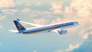 Singapore Airlines longest non-stop flight