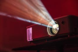 outdoor projector amazon