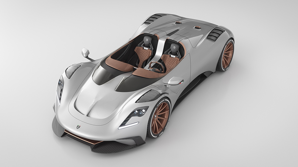 Ares Design S1 Project Spyder