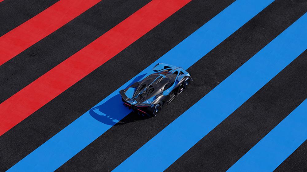 Bugatti Bolide hypercar concept