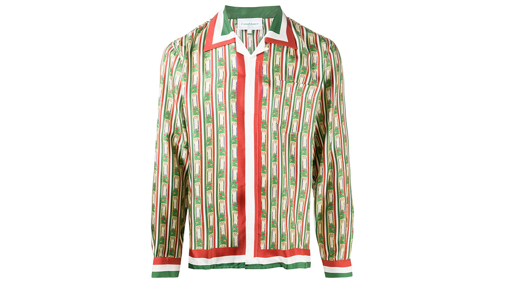 Casablanca silk shirt