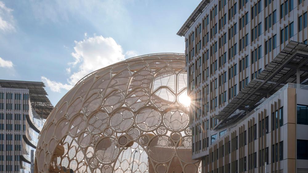 Dubai Expo 2020 pavilions
