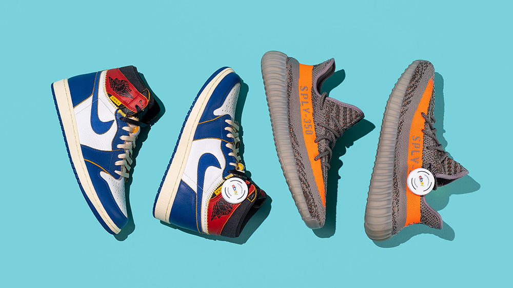 eBay launches high-end sneaker authentication service