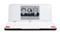 Astrohaus Freewrite Traveler e-ink typewriter