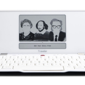 Astrohaus Freewrite Traveler e-ink typewriter