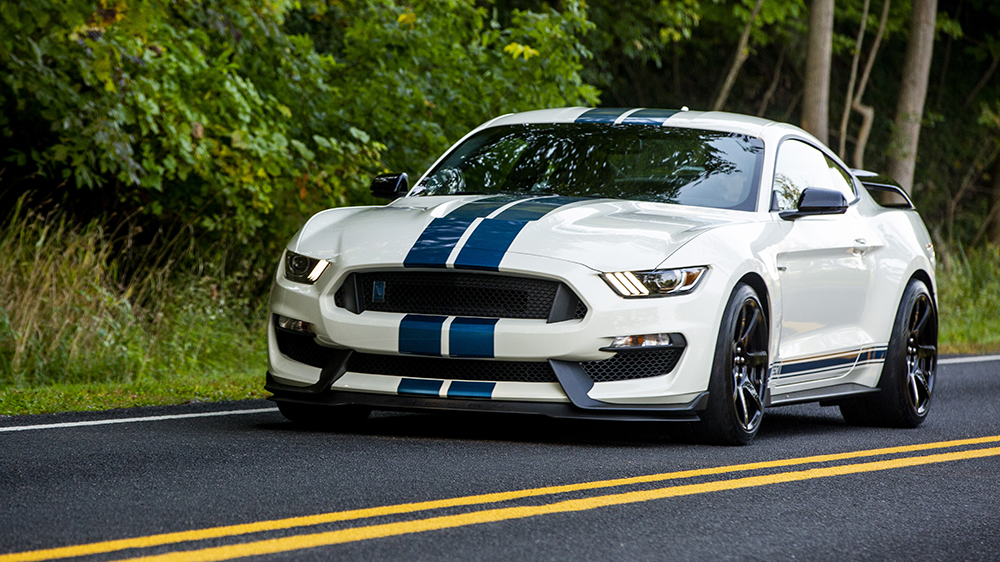 2020 Ford Mustang Shelby GT350 Heritage Edition