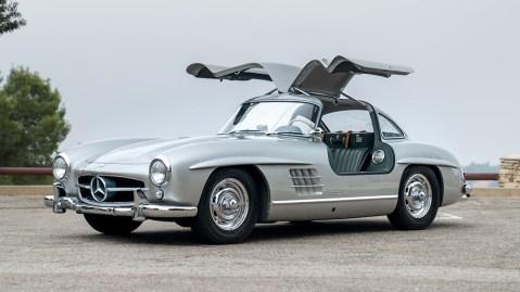 1957 Mercedes-Benz 300 SL Gullwing
