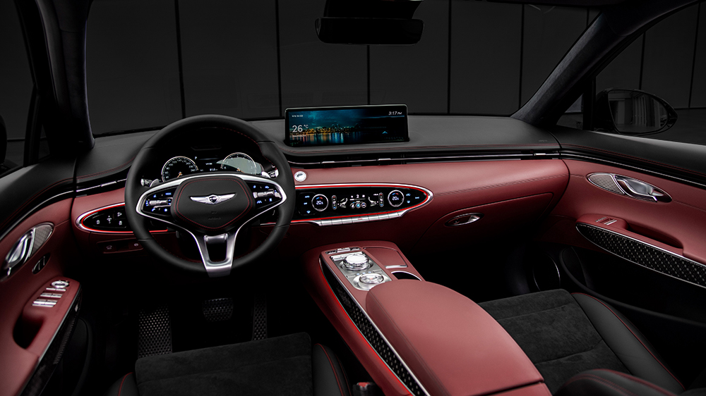 2021 Genesis GV70 crossover SUV