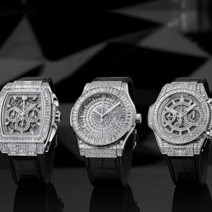 The Hublot High Jewellery Collection