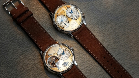 A Collected Man F.P. Journe rare watches