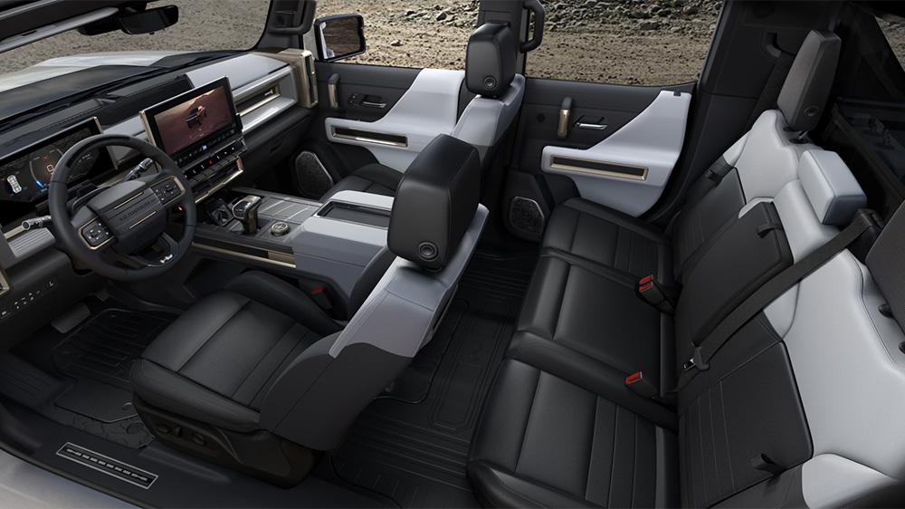 2022 GMC Hummer EV Edition 1
