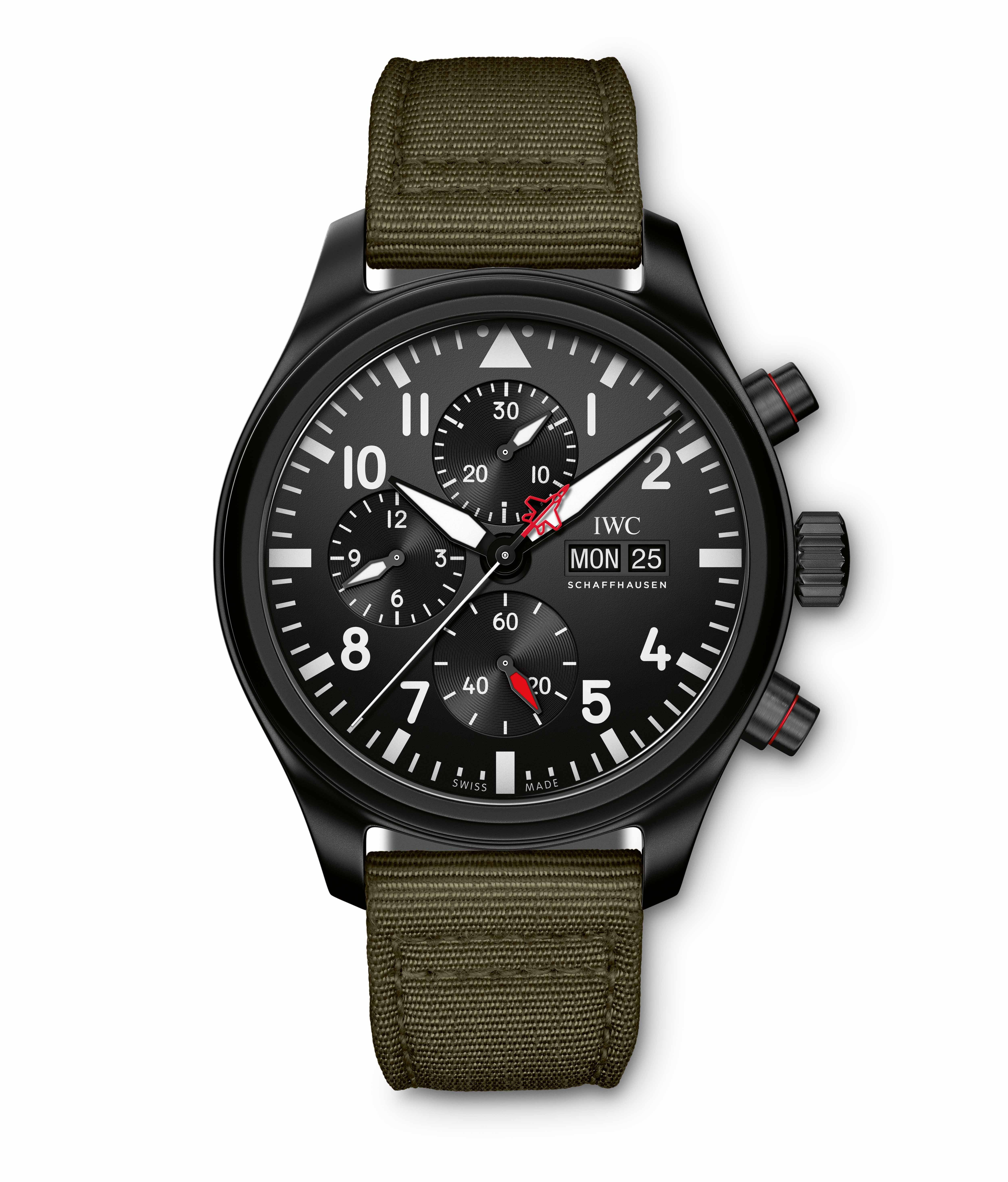 IWC Top Gun Edition Chronograph SFTI