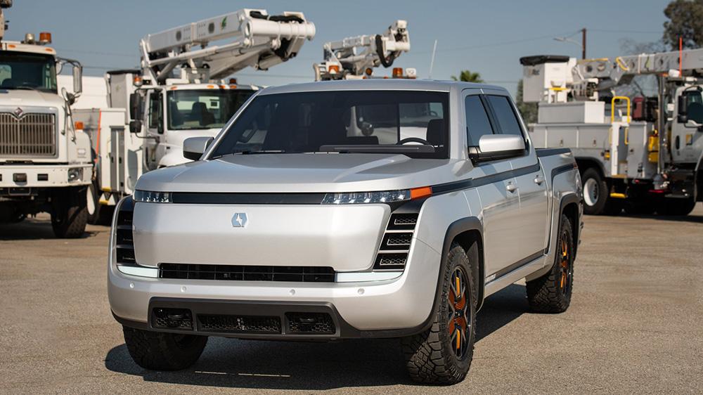 2022 Lordstown Motors Endurance