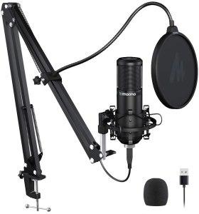 Maono Podcast Microphone