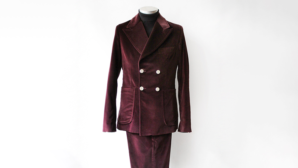 Mendoza Menswear Suit