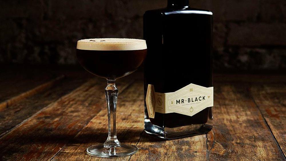 Espresso martini Mr. Black Coffee Liqueur