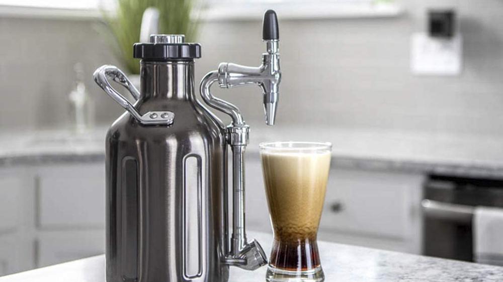 GrowlerWerks uKeg Nitro Cold Brew Coffee Maker