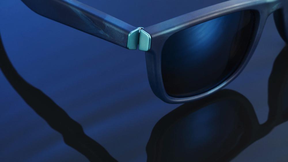 Yves Behar the ocean cleanup sunglasses