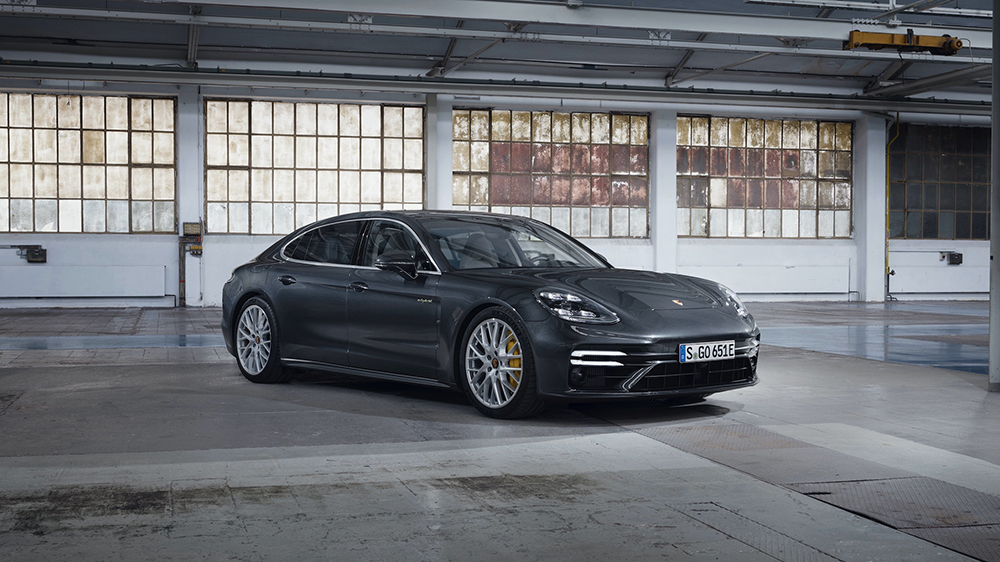 Porsche's New 689 HP Panamera Turbo S E-Hybrid Is Now Its Second Most Powerful Car
