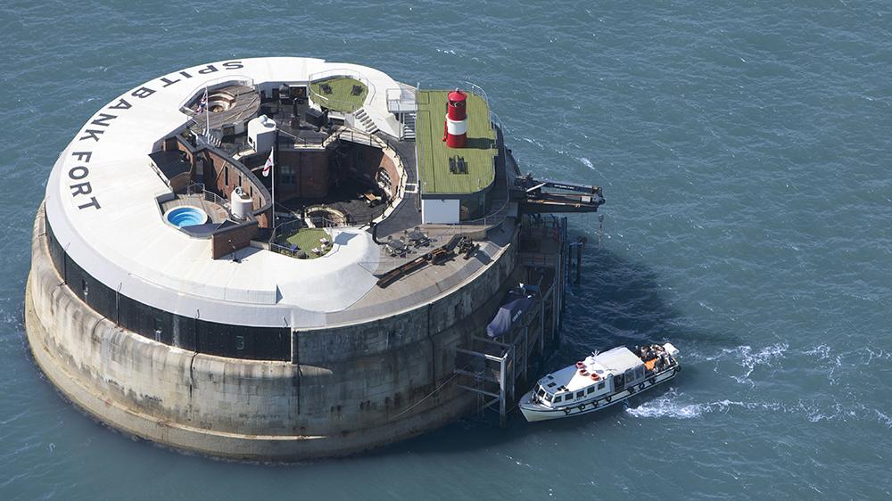 Le fort de Spitbank