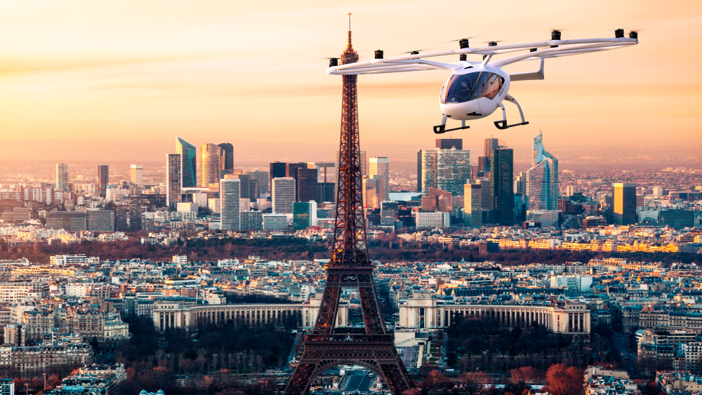 volocopter testing paris