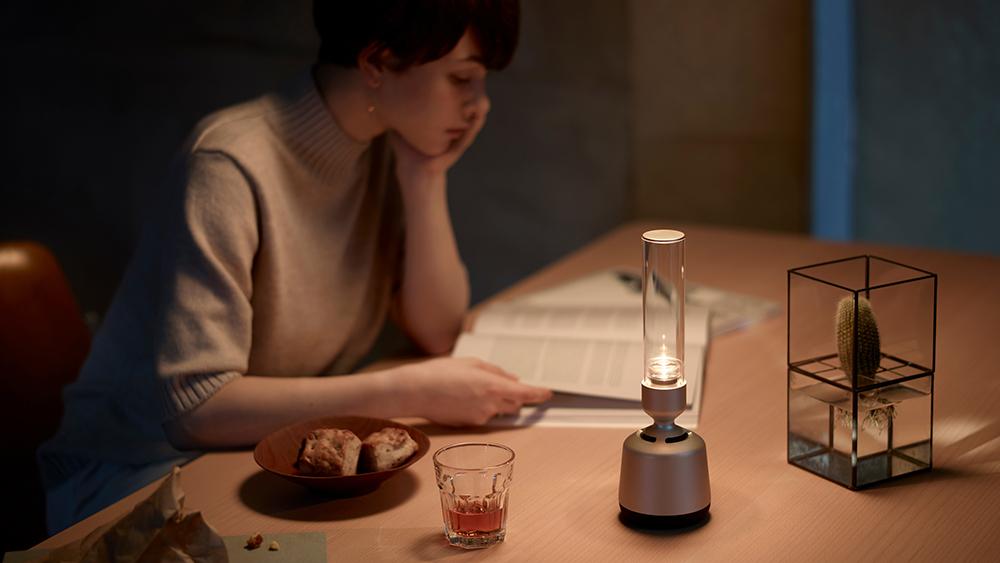 Sony LSPX-S2 Glass Sound Speaker