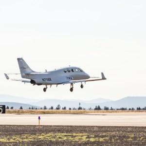 Stratos 716X jet
