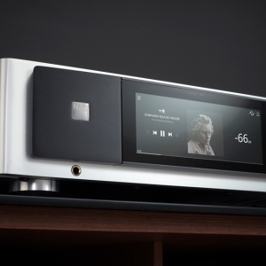 The NAD Masters 33 streaming amplifier.