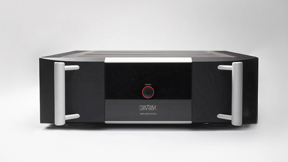 The Mark Levinson No.5302 amplifier, priced at $9,000.