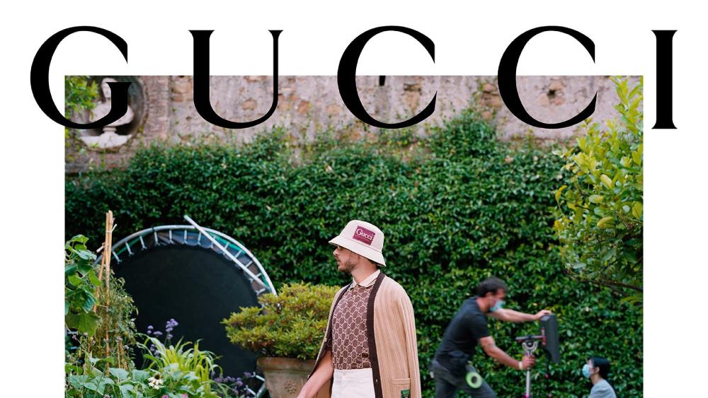 Gucci ad
