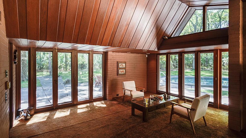 Frank Lloyd Wright Carr House
