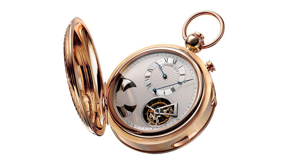 Breguet Classic 1907 Timepiece