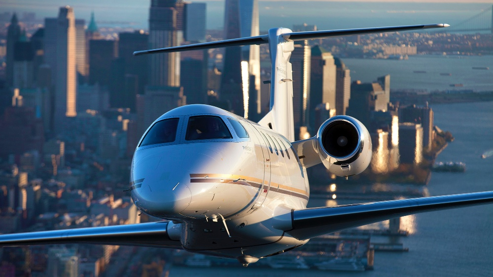 A Calendar about entrepreneurs who fly their own business jets is on sale for Black Friday