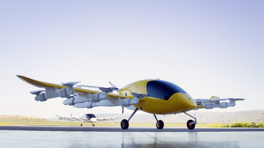 Wisk's eVTOL has joined NASA as part of its test program