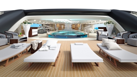 How wellness trends may transform yacht design