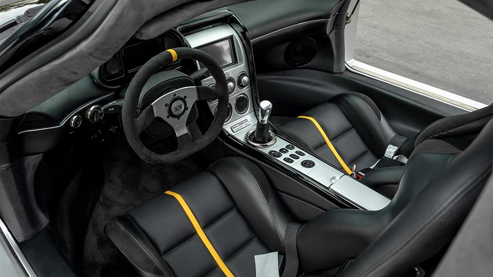 2007 Saleen S7 LM