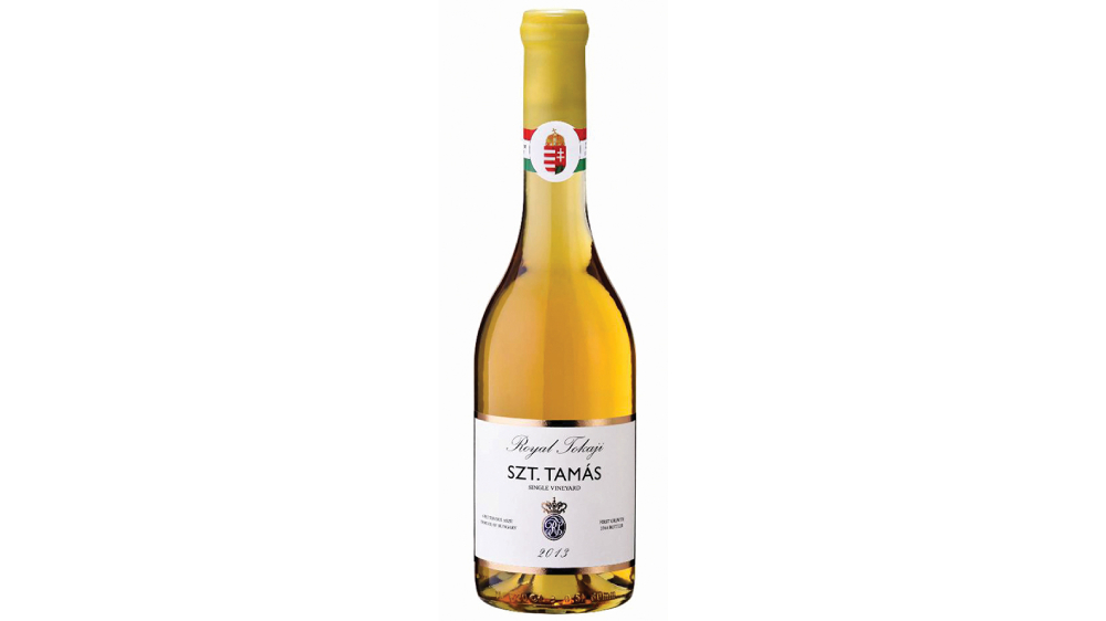 Royal Tokaji Szt. Tamás Single Vineyard 6 Puttonyos Aszu First Growth 2013