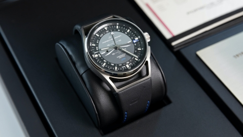 Porsche Design 1919 Globetimer UTC Embraer Edition