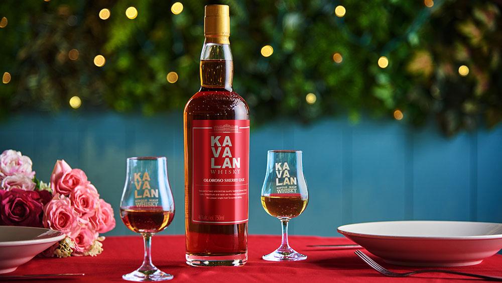 Kavalan Whiskey