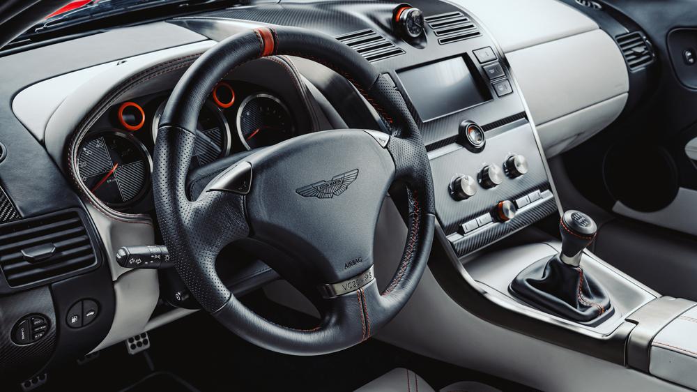 The Aston Martin Callum Vanquish 25.