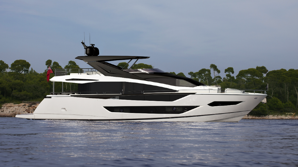 Sunseeker is launching five new yachts in January